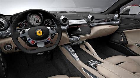 ferrari gtclusso  interior car  overdrive