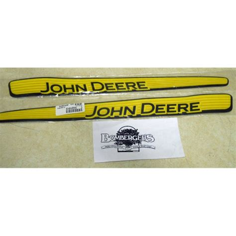 Striping Decal Variasi Shogun 110 deere stripe decal set 102 105 115 125 la100 la105 la110 x110 gx21912 ebay