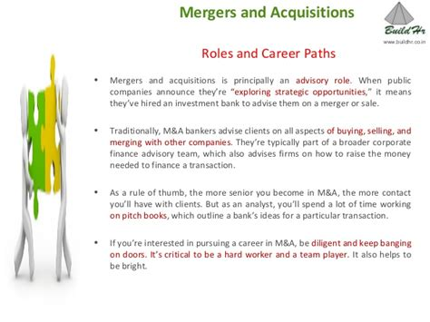Mergers And Acquisitions Mba by Time To Embrace New Opportunities Mba Finance