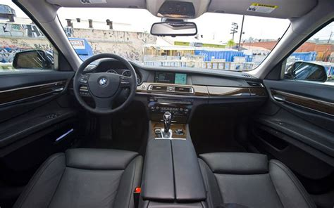 bmw inside view bmw 750li e38