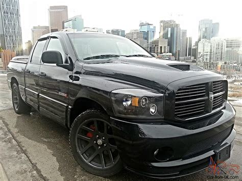 dodge ram 1500 4 door dodge ram 1500 srt 10 crew cab 4 door