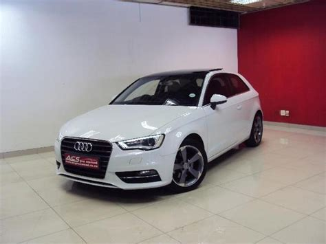 Audi A 3 2013 by 2013 White Audi A3 Sportback 1 8tfsi Se R 269 900 For Sale