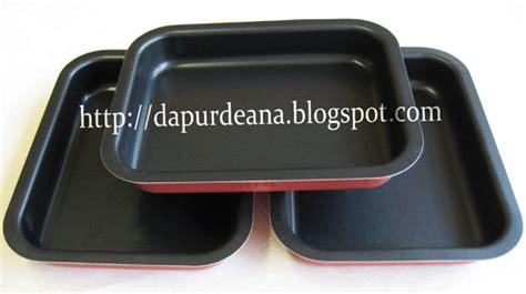 Teflon Kotak dapur deana mengenal loyang 1