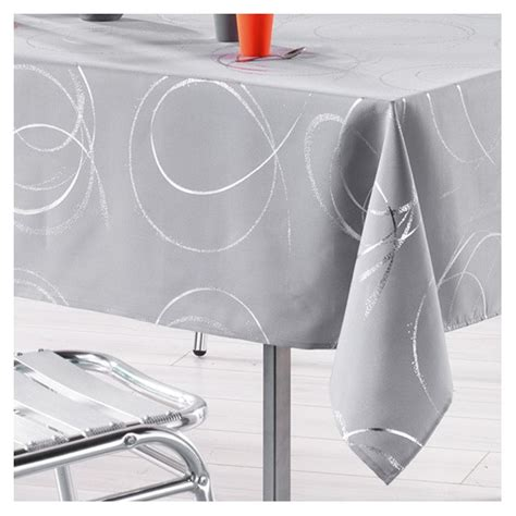 Nappe Rectangulaire Grise 1224 by Nappe Rectangulaire Grise