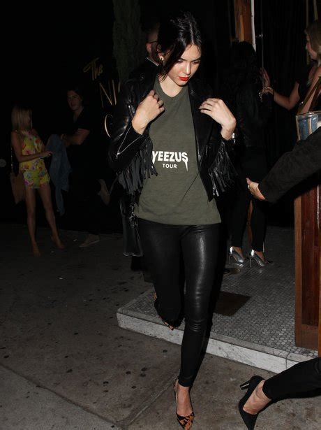 Tshirt Nike Merch Must always supporting the family kendall rocks a yeezus