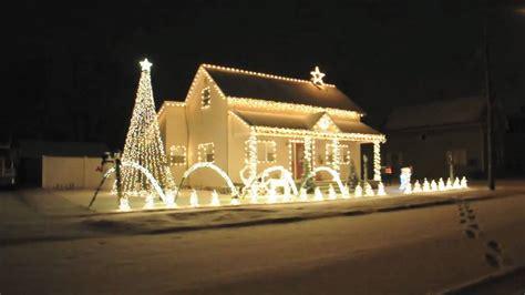 sandstorm 2010 lights for riley christmas lights youtube