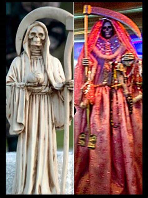 imagenes satanicas de la muerte el culto a la santa muerte en m 201 xico santeria