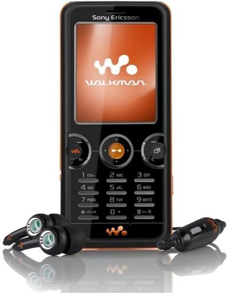 Headset Sony Ericsson Walkman sony ericsson s w610 walkman for us plebes