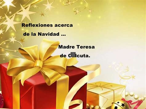 imagenes de reflexion por navidad madre teresa de calcuta reflexiones de navidad