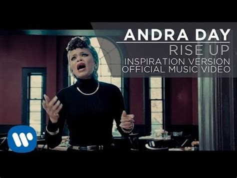 andra day rise up official music video inspiration version