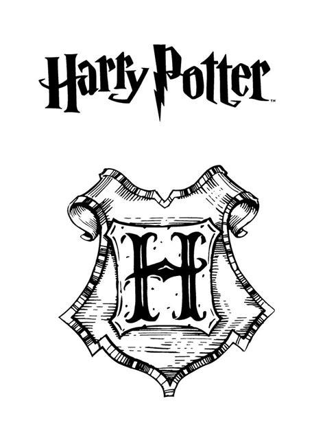 harry potter coloring book for sale 1000 ideas about hogwarts crest on hogwarts
