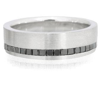 Ivory Line Silver Hitam Vg T2909 1000 Images About S Wedding Rings On