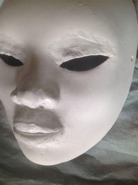 Paper Mask Techniques - decomotion masks ben fellowes design
