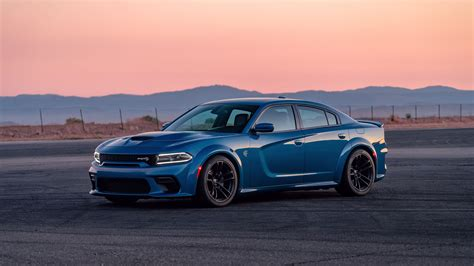 2020 Dodge Charger Srt by 2020 Dodge Charger Srt Hellcat Widebody 4 Wallpaper Hd