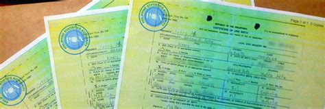 National Statistics Office Birth Certificate Records Requesting For Psa Nso Certificates Duran Duran Schulze