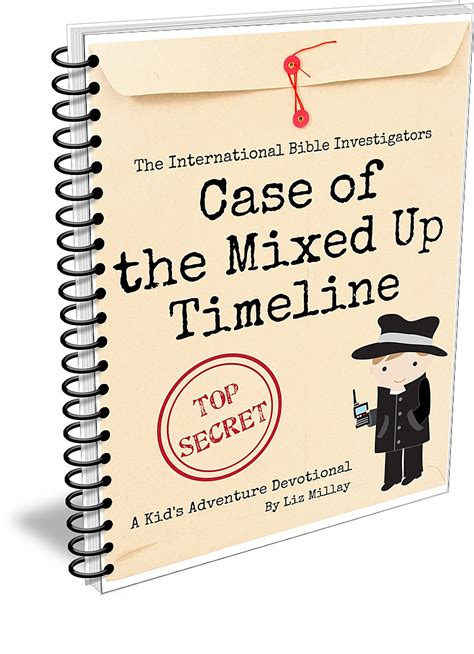 basic christian easter 10 day timeline devotional jesus case of the mixed up timeline an international bible