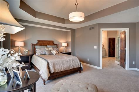 master bedroom ceiling ideas traditional master bedroom with tray ceiling by hanson
