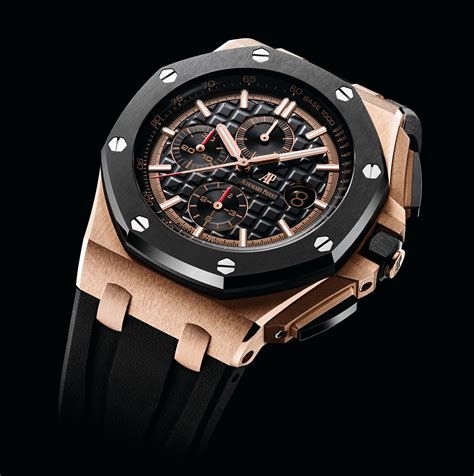Audemars Piguet audemars piguet introduces facelifted royal oak offshore