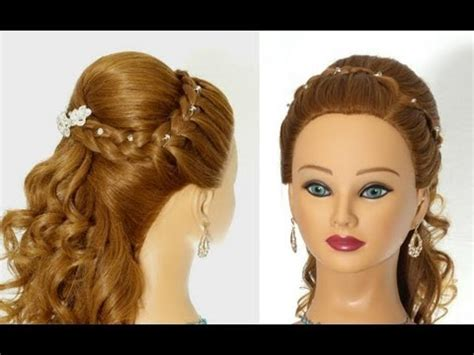 wedding prom hairstyles for long hair. greek goddess