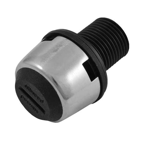 boat fuel tank vent check valve attwood stainless steel fuel cap replacement kit west marine