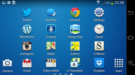screenshots android galaxy nx screenshot android 02 9to5google