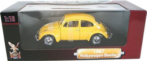 volkswagen beetle yellow yat ming  diecast car scale model