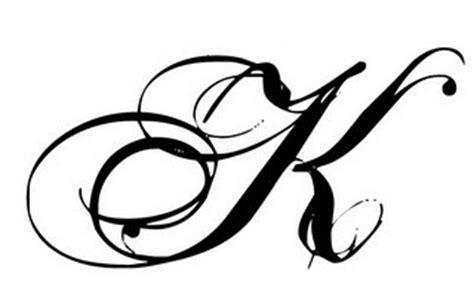 tattoo fonts letter k 1000 images about letter symbol tattoos on pinterest