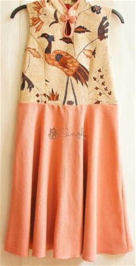 Gamis Cantik Dress Zahra Batik batik sarimbit modern model gamis batik bahan katun batik