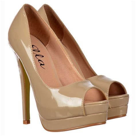all high heel shoes ella peep toe platform high heel stiletto shoes all