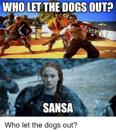 Who Let The Dogs Out Meme - image gallery wholetthedogsout