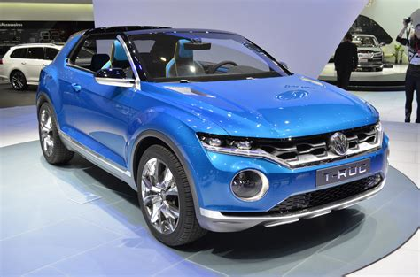 vw to launch sub tiguan crossover in 2017 vw forum