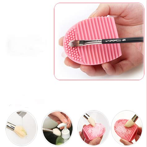 Cosmetic New Brushes Clean Gloves cleaning glove makeup washing brush scrubber board