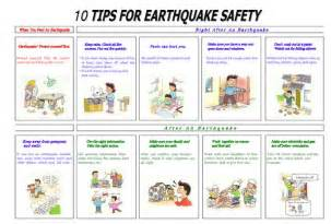 disaster kit contents earthquake safety tips for schools