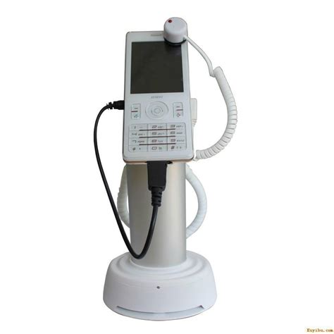 Alarm Security Diaplay security display stand for cellphone with alarm and charge function vg sta81s02 vguard
