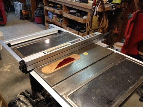 contractor table saw fence upgrade sears table saw fence upgrade brokeasshome com