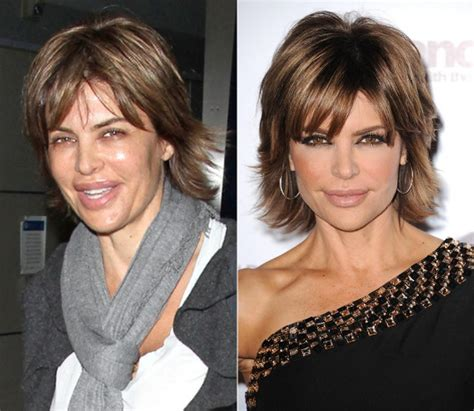 lisa rinna make up lisa rinna photos dancing with the stars cast caught