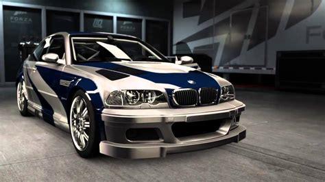 bmw m3 gtr forza motorsport 6 bmw m3 gtr