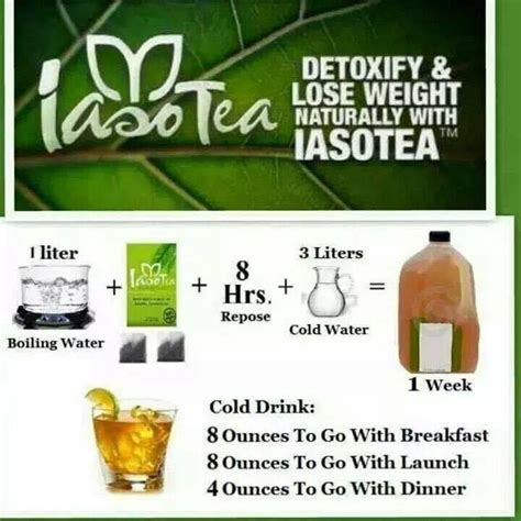 Will Detox Tea Help Me Lose Weight by 16 Best Iaso Tea Images On