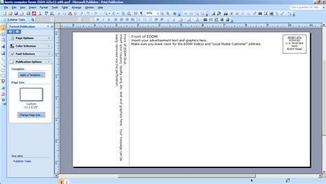 how to print a two sided document using microsoft word or