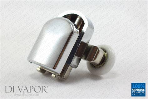 Image Shower Door Rollers Bottom Quadrant Shower Door Roller 22mm 23mm 25mm Wheel Size 25mm