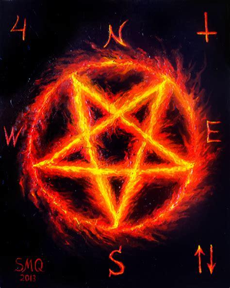 wallpaper black metal 666 fire pentagram satanic cult by sofiametalqueen on deviantart