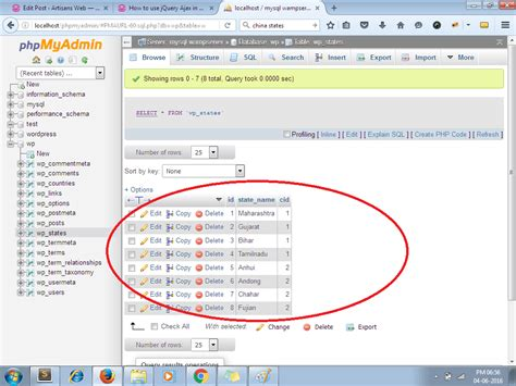how to your to fetch and drop how to use jquery ajax in artisans web