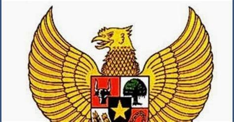 arti dan makna lambang pancasila garuda serta sejarahnya sejarah pramuka lambang negara garuda pancasila bentuk
