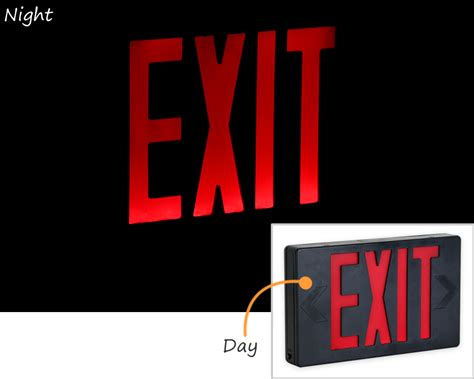 Led Exit Sign led exit signs exit signs