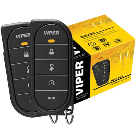 viper value 1 way remote start system