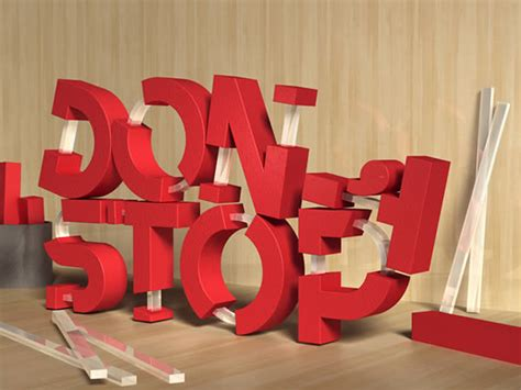 tutorial 3d typography illustrator create 3d rubber and glass text in photoshop cs6