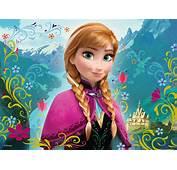 Anna Frozen Wallpaper  WallpaperSafari