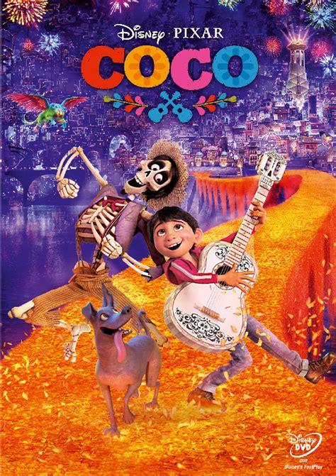 se filmer coco gratis coco dvd de lee unkrich 8717418522117 comprar pel 237 cula