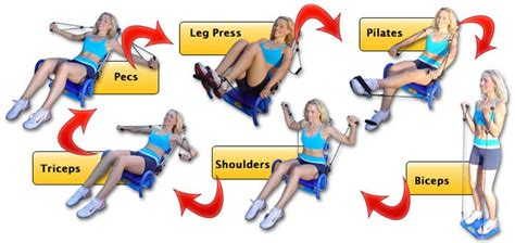 amazoncom ab rocket abdominal trainer  flex master