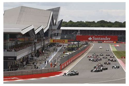 silverstone ticket deals